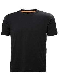 Helly Hansen Chelsea Evolution T-skjorte Sort