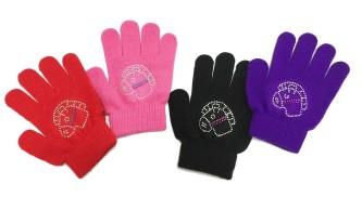 Magic Gloves til barn - Rød