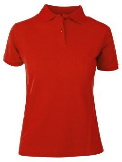 YOU Carinda Poloshirt - Rød