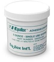 Equilox hovplast - 200g, 5 oz n.