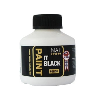 NAF Paint It Black Hovlakk - 250ml