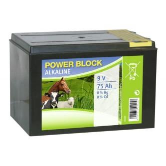 Batteri 9V 75amp