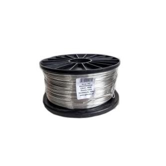 Aluminiumstråd 400 meter M/Magnezium forsterkning