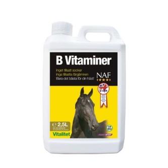 NAF B-Vitamin- 2,5 L