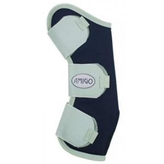 Amigo Travel Boots Navy/Silver