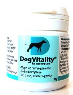 DogVitality for mage og tarm 30g