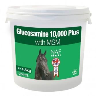 NAF Glucosamine 10,000 Plus With MSM- 4,5 kg
