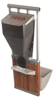 iFEED foringsautomat 01 - Utvendig Montering - Fylles fra Utsiden
