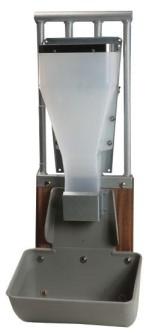 iFEED foringsautomat 04 - Innvendig Montering -Fylles ifra boksen