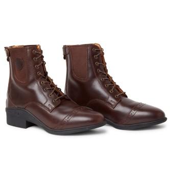 Mountain Horse Aurora Back Zip Paddock Boots - Sort