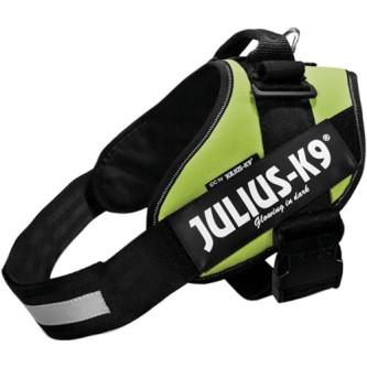 Julius K9 IDC hundesele - Kiwi Grønn