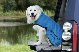 Rambo Dry Rug (tørkedekken) - Hundedekken