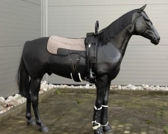 Skoies Barback pad for funksjonshemmede
