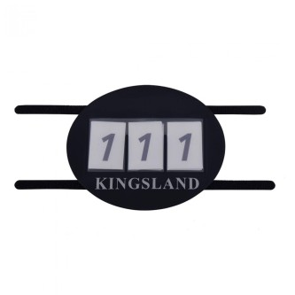 Kingsland Shelby nummerplate