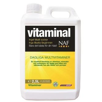 NAF Vitaminal- Multitilskudd