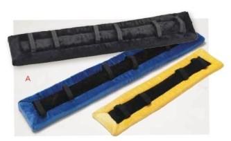 Zilco Deluxe Fleece Pad - Blå 115cm