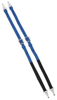 Zilco Innspennings tøyler - Blå