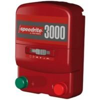 3000 3 Joule 230V og 12volt Batteri strømgjerde apparat