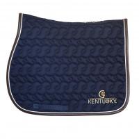 Kentucky Saddle Pad Absorb Navy
