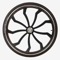 """Finntack Contender C6 sulky hjul 28"""" (selges enkel"""