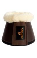 Kentucky Leather Sheepskin Kopper- Brun