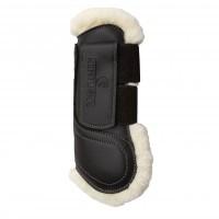 Kentucky Sheepskin Leather Tendon Velcro-Brun