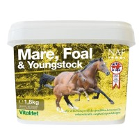 NAF Mare, Foal & Youngstock -1,8kg