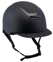 Curam Glitter hjelm - Sort