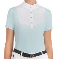 Eveleene skjorte for dame fra Equality Line i Silver Sconce