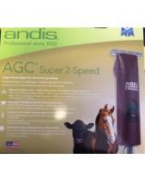 Andis AGC Super 2-Speed klippemaskin HUND