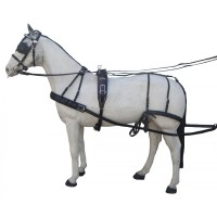 Ideal Luxe Leather Hest/Cob Enbet