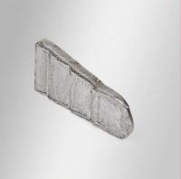 Metallkile til skjefting av smihammer