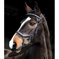 Rambo Micklem Competition Bridle Brun