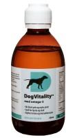 DogVitality med omega-3+B-vitaminer 250ml