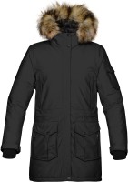 Expedition Parkas Dame - Sort