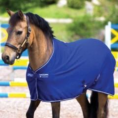 Horseware Amigo Jersey Cooler Ponni Atlantic Blue