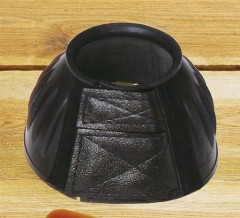 Gummi kopper med borrelås