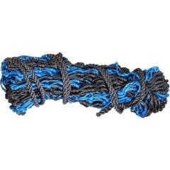 Høynett Nylon Deluxe - sort/blå 6,5kg